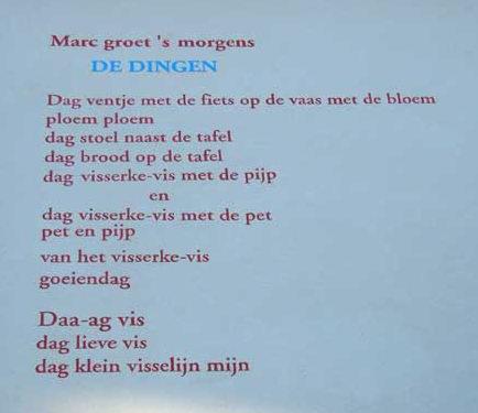 klein lief gedichte