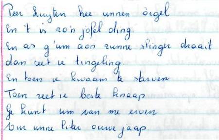Woordenboek Tilburgs dialect Wil Sterenborg